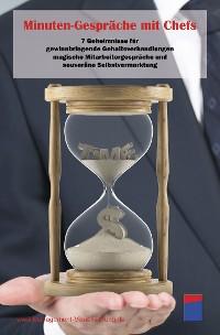 Cover Minuten-Gespräche mit Chefs