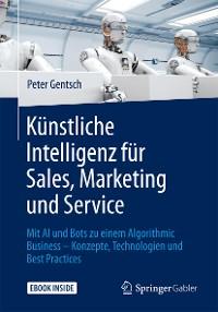 Cover Künstliche Intelligenz für Sales, Marketing und Service