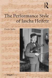 Cover Performance Style of Jascha Heifetz