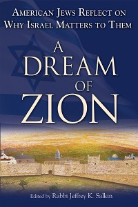Cover A Dream of Zion