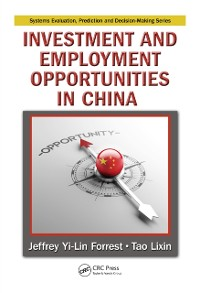 Cover Investment and Employment Opportunities in China