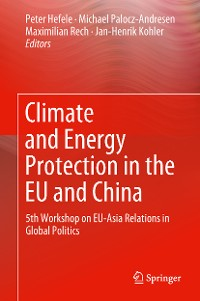 Cover Climate and Energy Protection in the EU and China