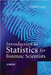 Cover Introduction to Statistics for Forensic Scientists
