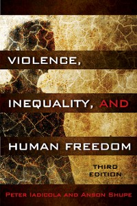 Cover Violence, Inequality, and Human Freedom