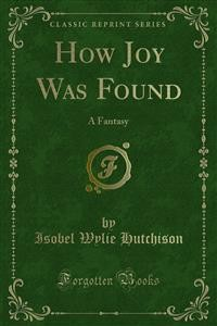 Cover How Joy Was Found