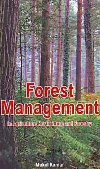 Cover Forest Management In Agriculture, Horticulture And Forestry
