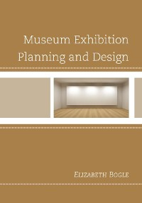 Cover Museum Exhibition Planning and Design