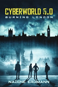 Cover CyberWorld 5.0: Burning London
