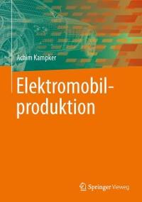 Cover Elektromobilproduktion