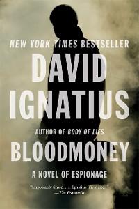Cover Bloodmoney: A Novel of Espionage