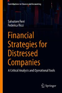 Cover Financial Strategies for Distressed Companies