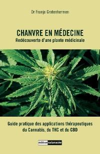 Cover Chanvre en médecine