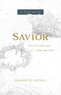 Cover Savior Leader Guide