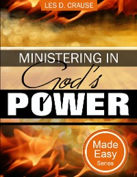 Cover Ministering In God's Power