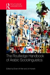 Cover Routledge Handbook of Arabic Sociolinguistics