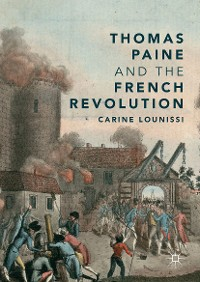 Cover Thomas Paine and the French Revolution