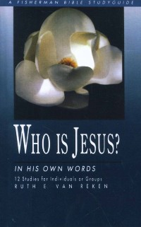 Cover Who Is Jesus?