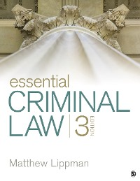Cover Essential Criminal Law