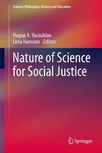 Cover Nature of Science for Social Justice