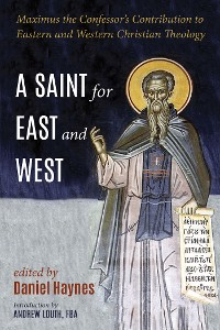 Cover A Saint for East and West
