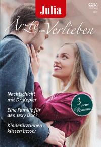 Cover Julia Ärzte zum Verlieben Band 157