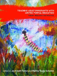 Cover Teaching Adult Immigrants with Limited Formal Education