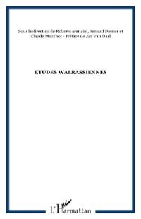 Cover Etudes walrassiennes