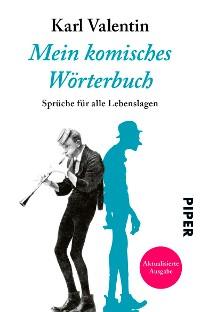 Cover Mein komisches Wörterbuch