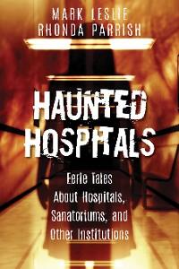 Cover Haunted Hospitals