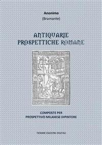 Cover Antiquarie Prospettiche Romane