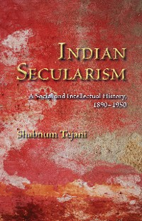 Cover Indian Secularism