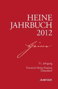 Cover Heine-Jahrbuch 2012