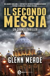 Cover Il secondo Messia