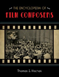 Cover The Encyclopedia of Film Composers