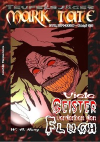 Cover TEUFELSJÄGER 022: Viele Geister verderben den Fluch