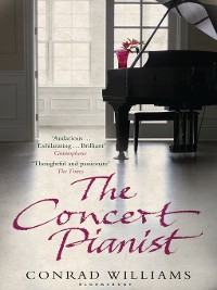 Cover The Concert Pianist