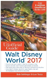Cover The Unofficial Guide to Walt Disney World 2017