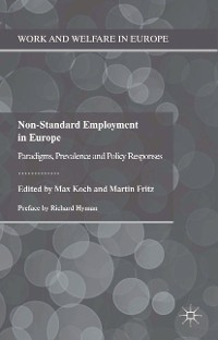 Cover Non-Standard Employment in Europe