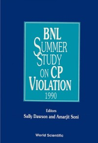 Cover Cp Violation - Proceedings Of The Bnl Summer Study