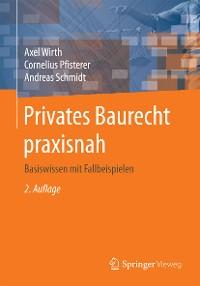 Cover Privates Baurecht praxisnah