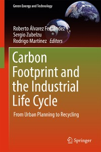Cover Carbon Footprint and the Industrial Life Cycle