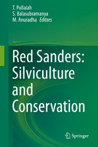 Cover Red Sanders: Silviculture and Conservation