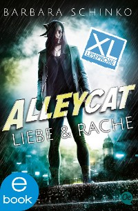 Cover Alleycat 1.  XL Leseprobe