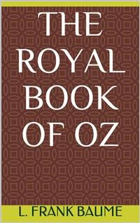 Cover The Royal Book of Oz