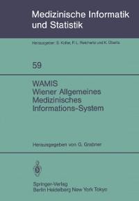 Cover WAMIS Wiener Allgemeines Medizinisches Informations-System