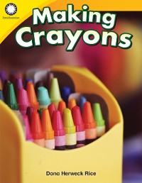Cover Making Crayons