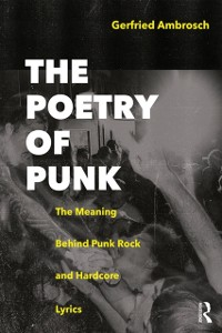 Cover Poetry of Punk