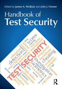 Cover Handbook of Test Security