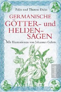 Cover Germanische Götter- und Heldensagen