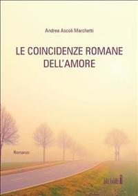 Cover Le coincidenze romane dell'amore
